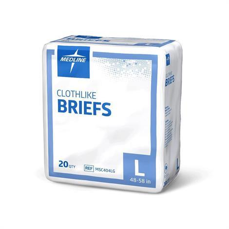 Medline Ultra Absorbent Briefs