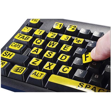 Infogrip Large Print Keyboard