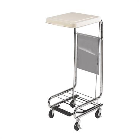 Buy Drive Hamper Stand with Poly Coated Steel Lid