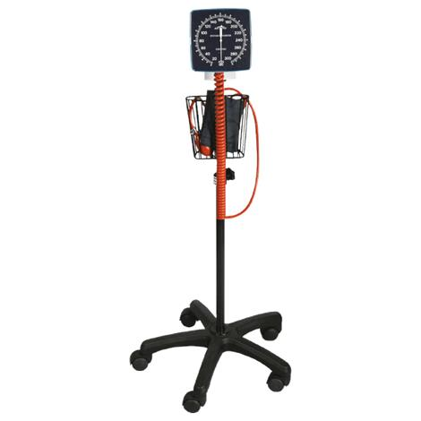 Medline Mobile Aneroid Blood Pressure Monitor