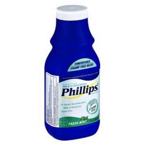 Buy Bayer Phillips Milk Of Magnesia Liquid