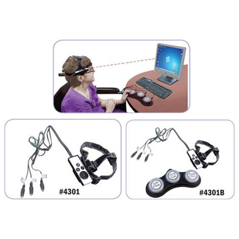 Plug & Play Hands Free Air Mouse