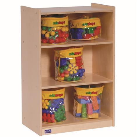 Buy Childrens Factory Angeles 3-Shelf Mobile Storage