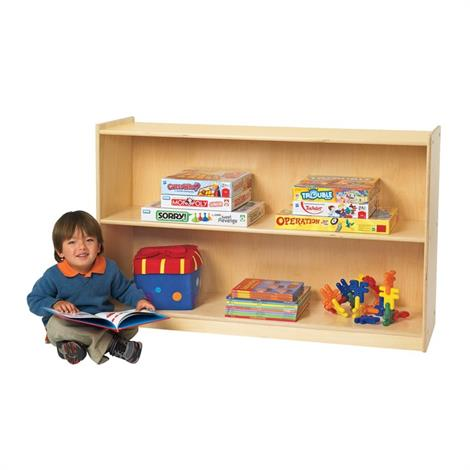 Buy Childrens Factory Angeles Birch Mobile 2-Shelf Storage