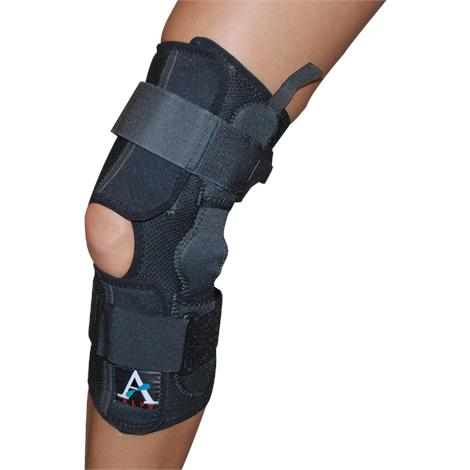 ALPS Coolfit Knee Brace With Hinge