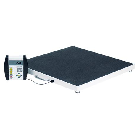 Detecto Digital Bariatric Portable Floor Scale