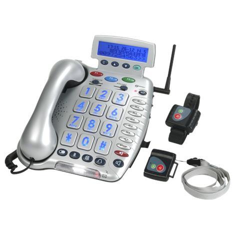 Geemarc Emergency Response Amplified Phone