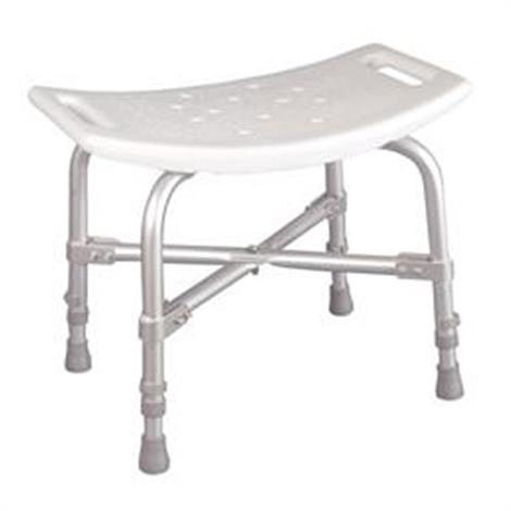 Rose Healthcare Deluxe Heavy Duty Bath Bench with Dual Frame Brace