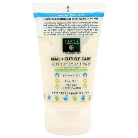 Earth Therapeutics Nail and Cuticle Care