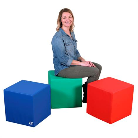 Childrens Factory 16 Inch Teachers Cubes in Polyurethane