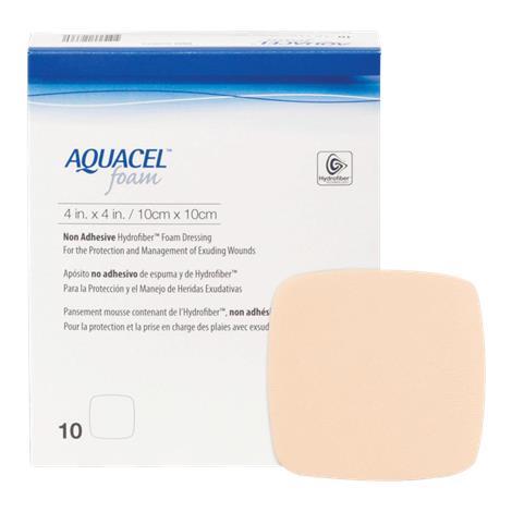 ConvaTec Aquacel Non-Adhesive Gelling Foam Dressing