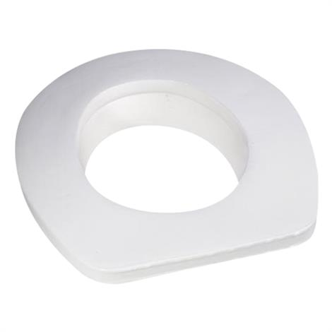 Danmar Toilet Seat Cover with Reducer Ring