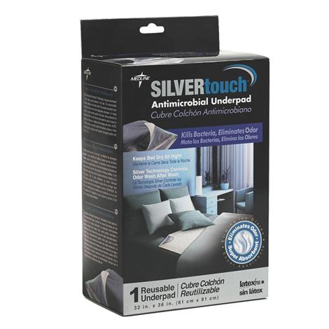 Medline SilverTouch Reusable Underpads