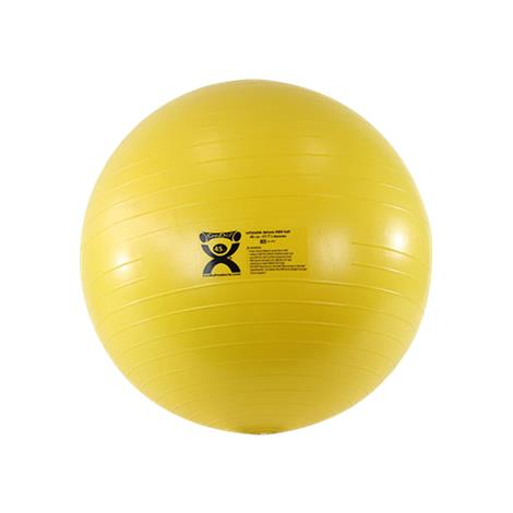CanDo ABS Extra Thick Inflatable Ball