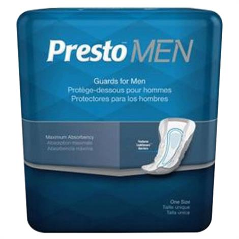 Presto Guard Incontinence Pad for Men - Maximum Absorbency