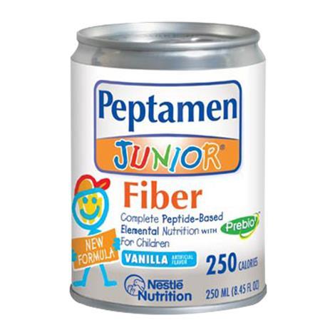 Nestle Peptamen Junior Fiber Complete Peptide-Based Nutrition for Children