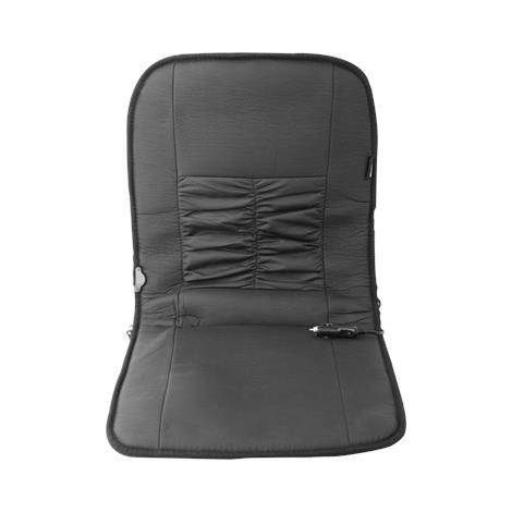 Wagan Faux Leather Heated Seat Cushion