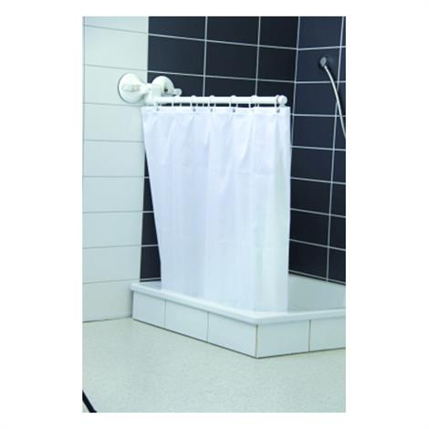 Clarke Shower Screen Arm With Suction Pad And Indicator Button