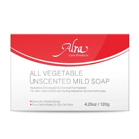 Buy Alra All Vegetable Unscented Mild Soap