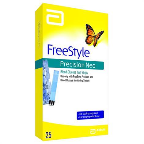Buy Abbott FreeStyle Precision Neo Test Strip