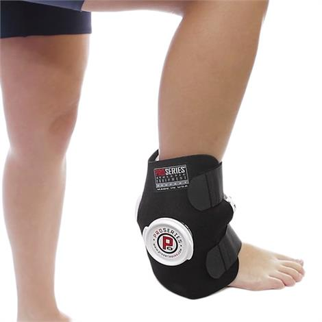 Proseries Double Ankle Ice Pack And Wrap