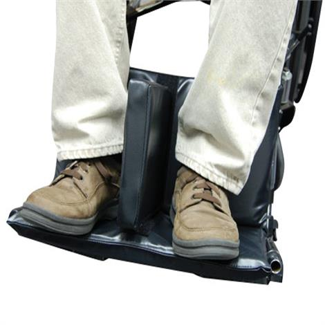 Skil- Care Wheelchair Footrest Extender With Leg Separator