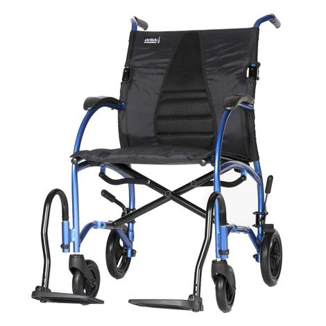 Strongback Ergonomic Transport Wheelchair