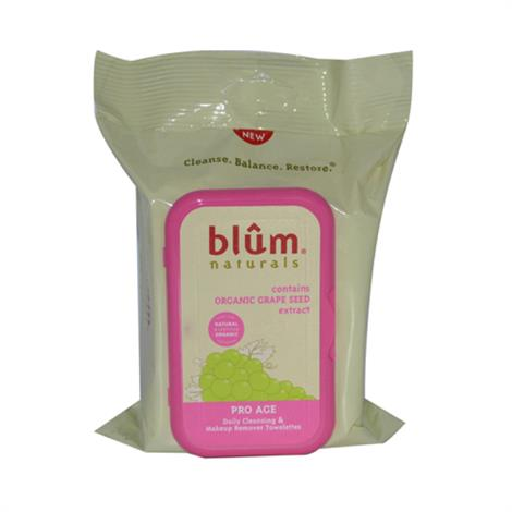 Blum Naturals Daily Cleansing and Makeup Remover