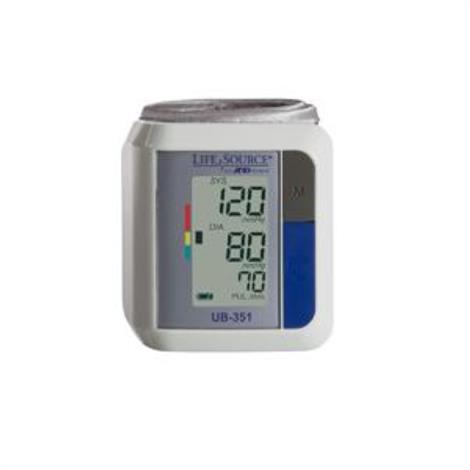 Buy A&D Medical LifeSource Automatic Wrist Blood Pressure Monitor