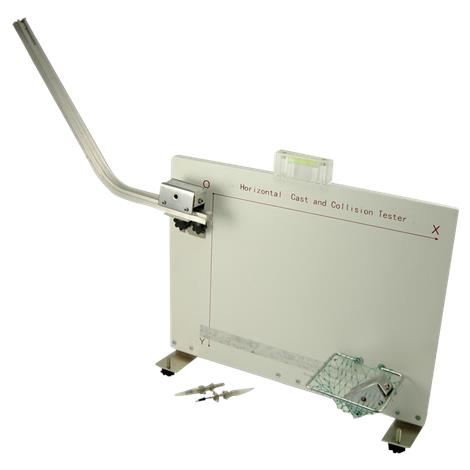Ginsberg Horizontal Cast and Collision Tester