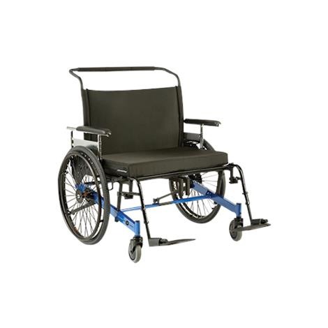 PDG Eclipse Bariatric Extra-Wide Manual Wheelchair