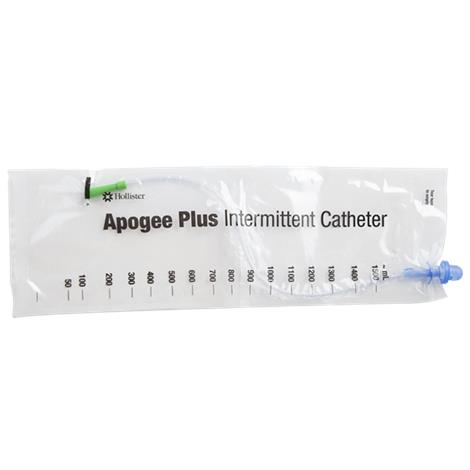 Hollister Apogee Plus Touch Free Closed Intermittent Catheter Kit  - Coude Tip