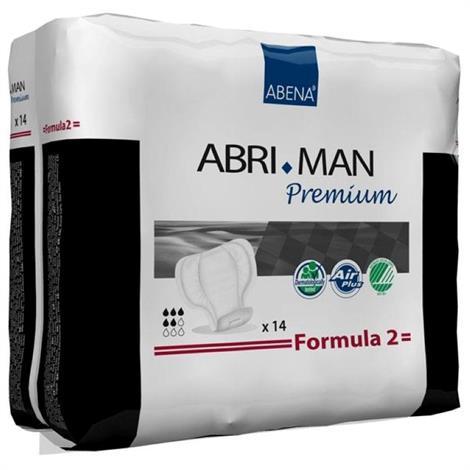 Abena Abri-Man Premium Male Incontinence Pads - Formula 2