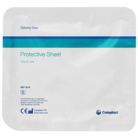 Coloplast Brava Skin Barrier Protective Sheets