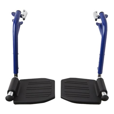 Medline Replacement Footrest For 18 Inch Wheelchairs