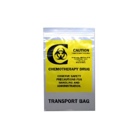Elkay Seal Top Reclosable Chemo Transfer Bags