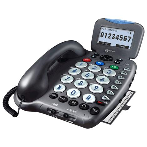 Sonic Alert Digital Amplified Telephone with Talking Caller ID And Talking Keys