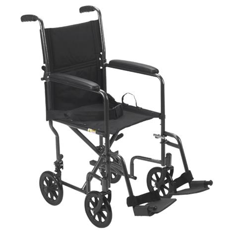 Buy Drive Steel Transport Chair With Fixed Full Arms