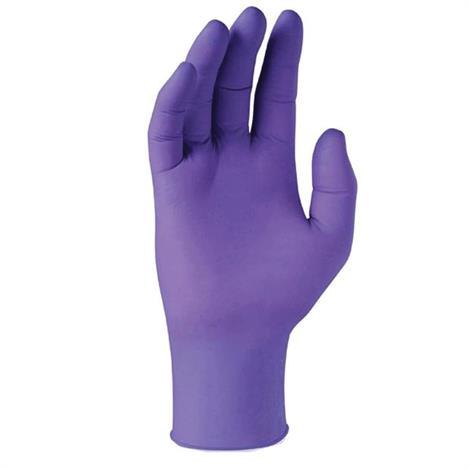 Kimberly Clark Purple Nitrile Exam Gloves KC500