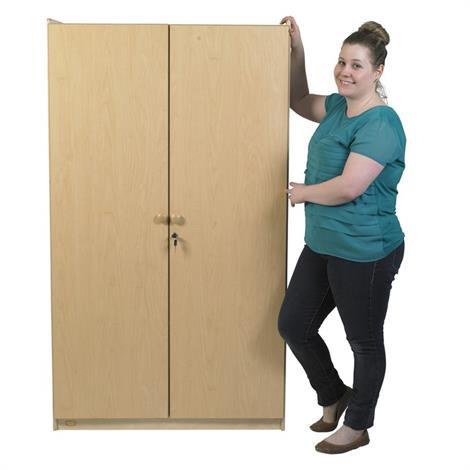 Buy Childrens Factory Angeles Birch Teachers Storage Cabinet