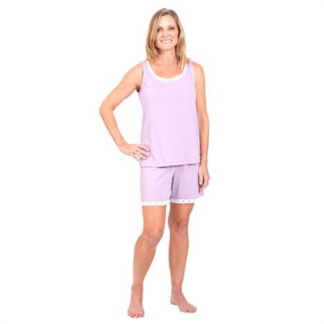 Cool-Jams Moisture Wicking Shorty Pajama Set