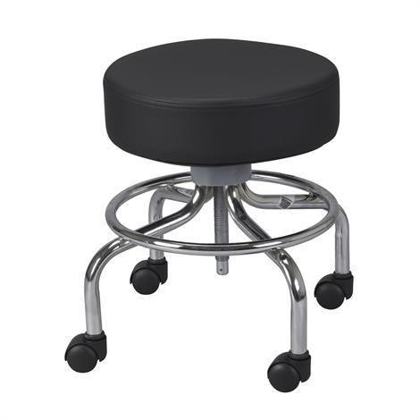 Buy Drive Revolving Adjustable Height Stool With Round Footrest