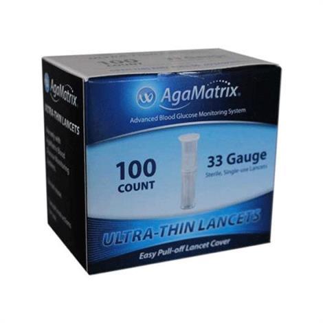 Agamatrix WaveSense iTest Ultra Thin Sterile Lancet