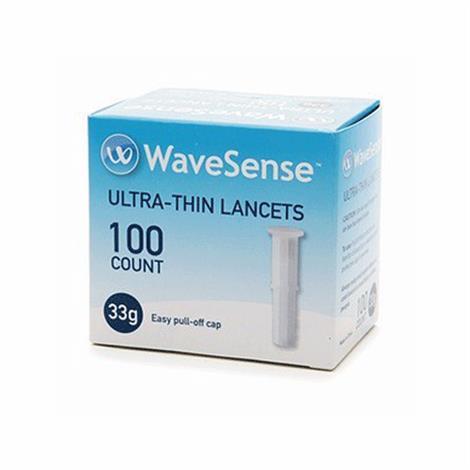 Agamatrix WaveSense KeyNote Sterile Lancet