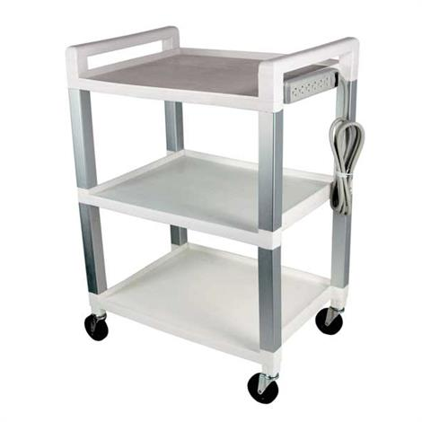Ideal Powered Utility Cabinet Cart
