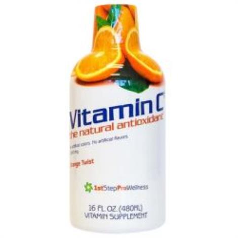 1st Step ProWellness Vitamin C Boost Liquid