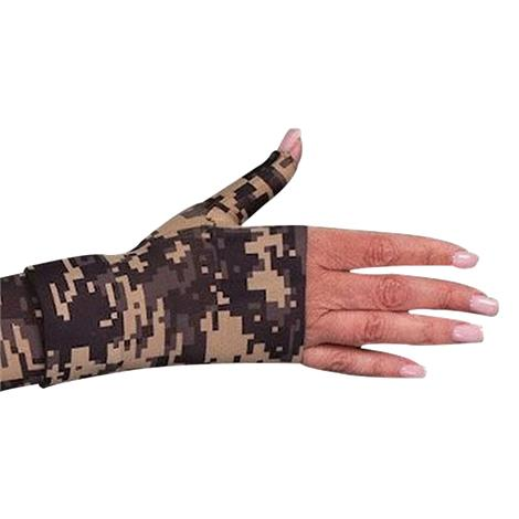 LympheDivas Military Camouflage Compression Gauntlet