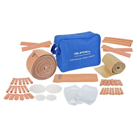 Silipos Post Wound Burn Care Kit