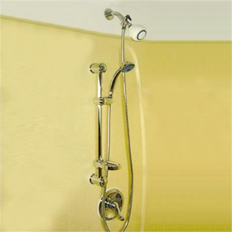 Buy Adjustable Wall Bar Shower Set