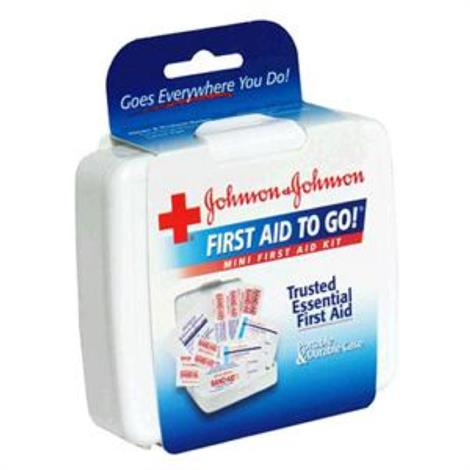 Buy Johnson & Johnson Mini First Aid Kit